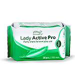 Lady Active Pro, 155mm