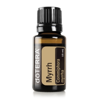 MYRRH ESSENTIAL OIL / Мирра (Commiphora myrrha), эфирное масло, 15 мл