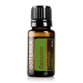 CORIANDER ESSENTIAL OIL / Кориандр (Семена кориандра (кинзы) / Coriandrum...