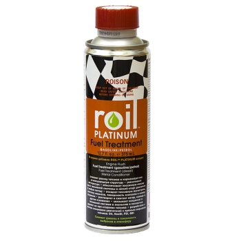 Roil Platinum™ Fuel Treatment (Gasoline-Petrol), 375ml / Роил Платинум,...
