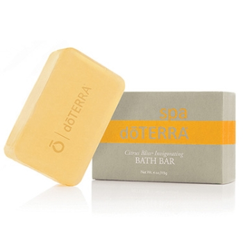 dōTERRA® SPA Citrus Bliss Invigorating Bath Bar / «Цитрусовая нега», кусковое...