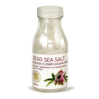 Dead Sea Salt Passion Flower Aroma PRO