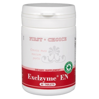 Exclzyme® EN San, 60 tablets / Иксклизайм ИН Сан / Ферменты