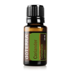 CORIANDER ESSENTIAL OIL / Кориандр (Семена кориандра (кинзы) / Coriandrum sativum),...
