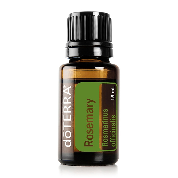 ROSEMARY ESSENTIAL OIL / Розмарин (Rosmarinus officinalis), эфирное масло, 15 мл