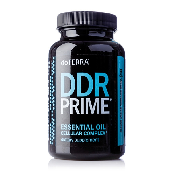 "DDR PRIME SOFTGELS ESSENTIAL OIL CELLULAR COMPLEX / БАД / ""ДИ ДИ Прайм"", 60 капсул"